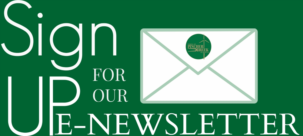 Stay up to date with all the Pincher Creek news!