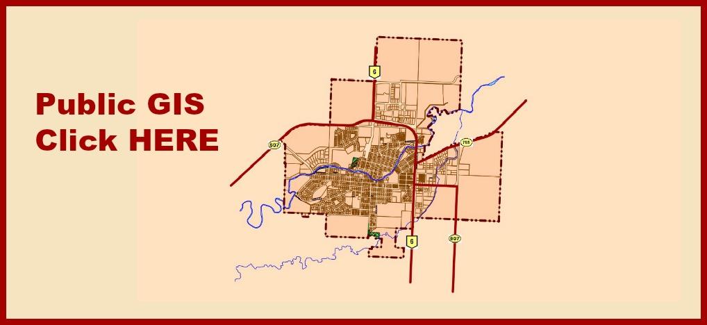 An interactive map of Pincher Creek