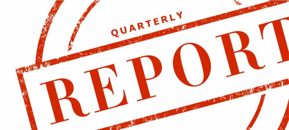 Department Quarterly Reports